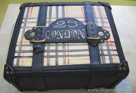 Kek bagasi