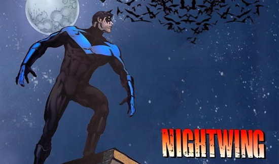 Nightwing comic