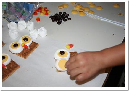 owl cookies 013