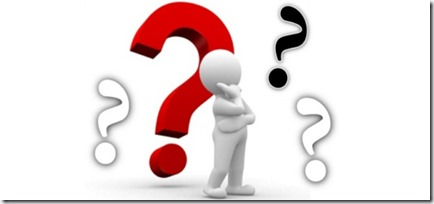 Pontos-de-interrogação