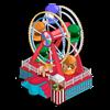 ferris wheel complete