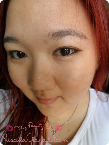 Priscilla review Kanebo Freshnel BB Cream