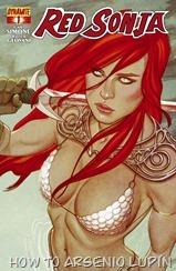 Red Sonja 01 - 001