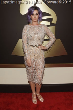 Katy Perry in Zuhair Murad Haute Couture