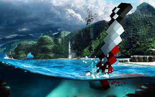 > (PC) Far Cry 3 Mod for Minecraft Whoa! - Photo posted in BX GameSpot | Sign in and leave a comment below!