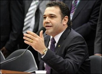 deputado Marco Feliciano (PSC-SP)