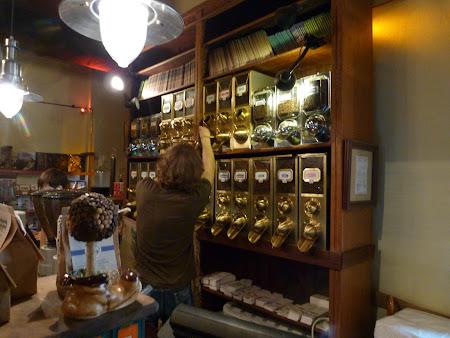 Restaurant Lviv: ce cafea doriti ?