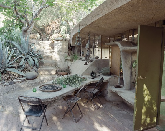beatpie: RUSSEL'S WRIGHT HOME AND STUDIO