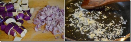 Easy Eggplant pasta recipe