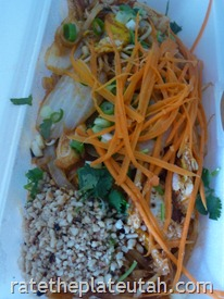 Thai Evergreen Pad Thai