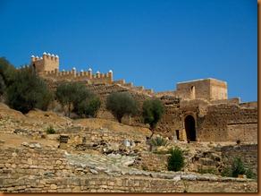 Rabat, walls