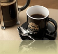 french-press cup