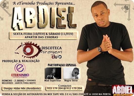 Abdiel Show