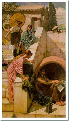 waterhouse- diogenes