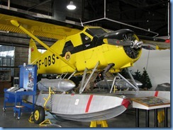 5376 Ontario - Sault Sainte Marie, ON - Canadian Bushplane Museum - deHavilland DHC-2 Beaver