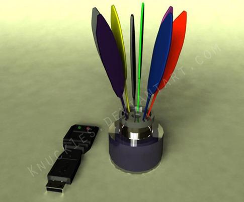 18. Hub USB y tarjetas de memoria