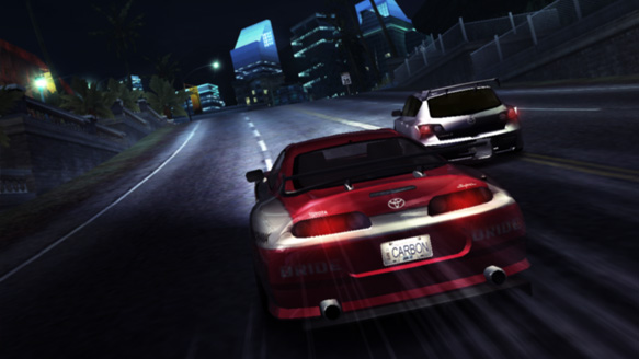 Need for Speed Carbon cheats códigos secretos macetes