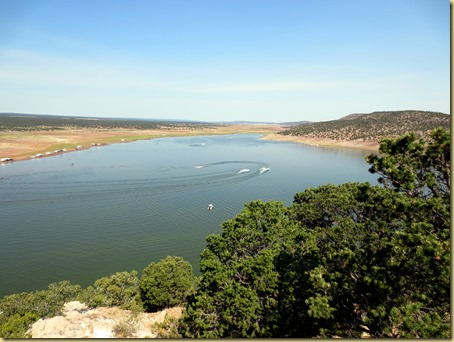2013-07-06 - NM, Bluewater Lake State Park -020