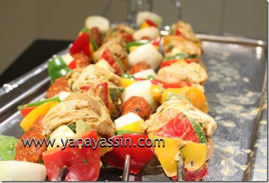 Buffet Ramadan Eastin Hotel PJ121