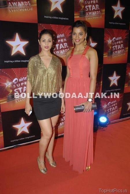Anjana Sukhani Hot Pics in Golden Dress 5