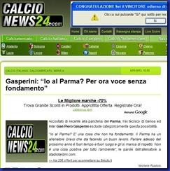 gasperini calcionews24 com