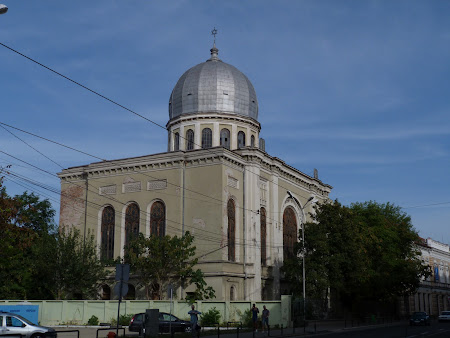Obiective turistice Oradea: Sinagoga