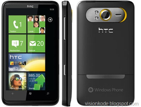 HTC-HD7-Design