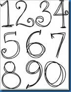 Doodle Numbers (1)
