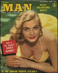 Anita Ekberg #135 - Mag. Cover