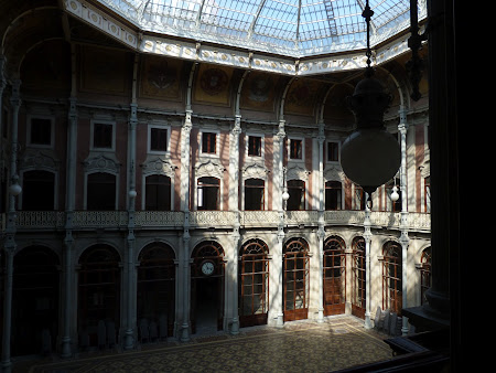 Things to see in Porto: Stock Exchange Palace