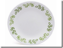 Buy Corelle India Impressions Neo Leaf Dinner Plate 6 Pieces at Rs. 1382