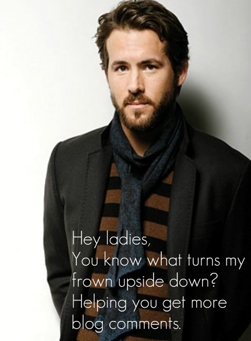 Ryan Reynolds blogging tips part 3