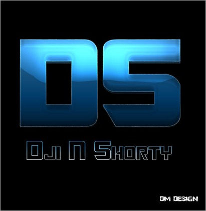 LOGOTIPO DA DS- (Dji Shorty) by dm