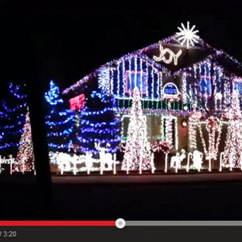Dupstep  Χριστουγεννιάτικο σπίτι