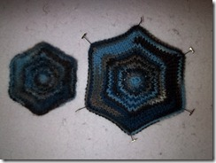 felting coasters (2)