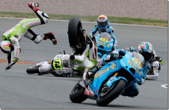 MOTORCYCLING/PRIX