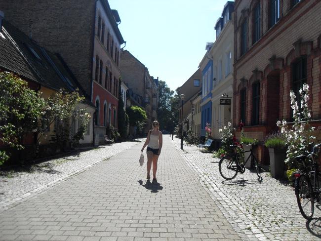 Malmø, juli 2012