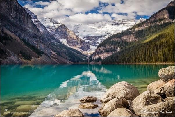 اجمل بحيرة في العالم