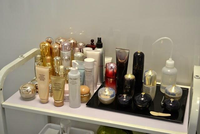 Shiseido Facial Massage VIP Treatment Review (2)