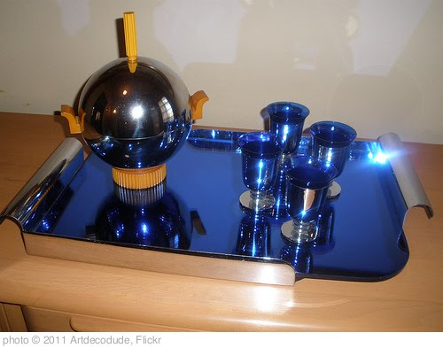 'Art Deco Cocktail Set' photo (c) 2011, Artdecodude - license: http://creativecommons.org/licenses/by/2.0/