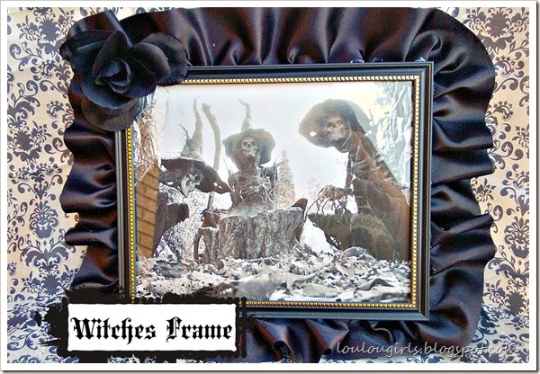witches frame
