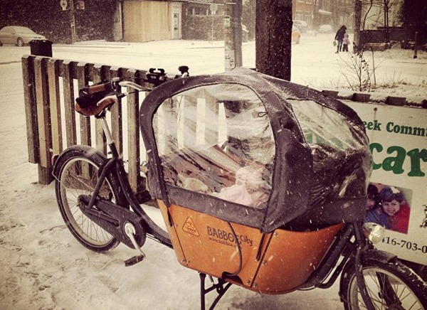 Babboe Cargo Bike Toronto
