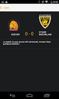 Screenshot of Stade Rochelais