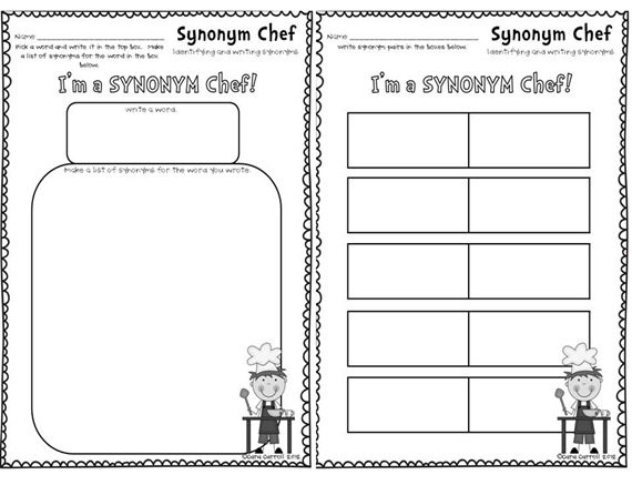 Synonym Chef2