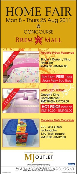 Metrojaya-Brem-Mall-Home-Fair-2011-EverydayOnSales-Warehouse-Sale-Promotion-Deal-Discount