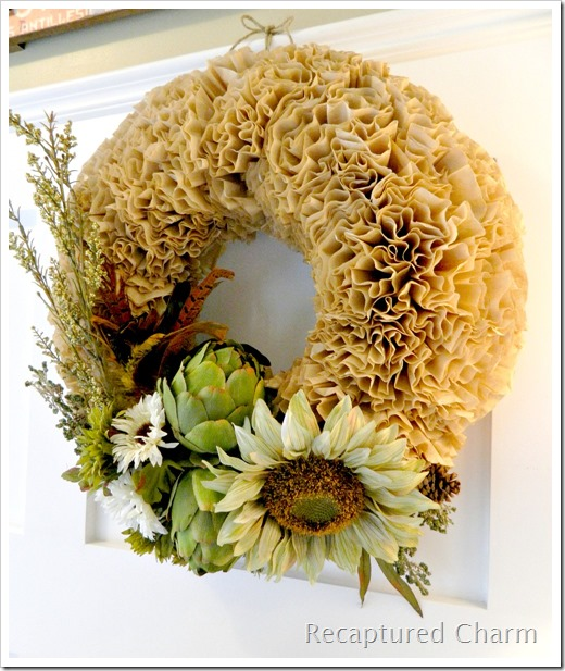 Autumn Fall Wreath 11