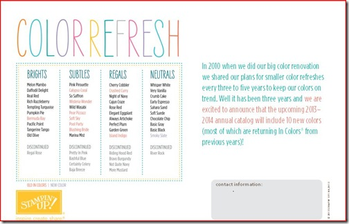 Color Refresh Flyer picture
