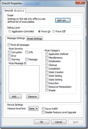 directx 9  windows 7 32-bit microsoft