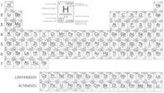 Imprimir tabla periodica en blanco y negro choice image periodic tabla peridica quimica quimica inorganica tabla periodica a color tabla periodica blanco y negro flavorsomefo choice urtaz Images
