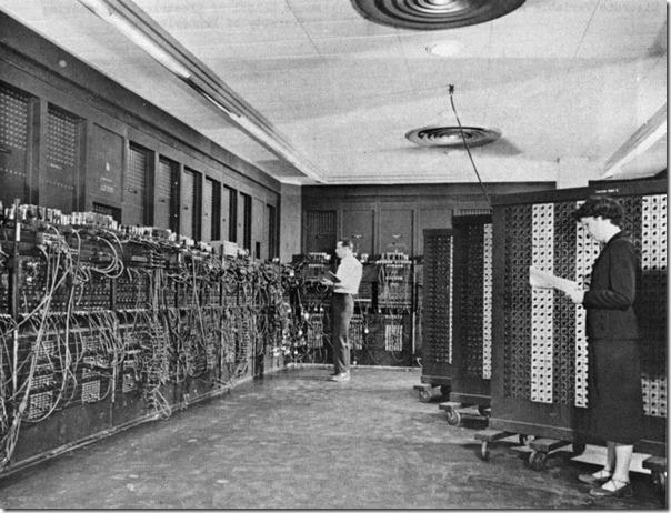 primera computadora del mundo